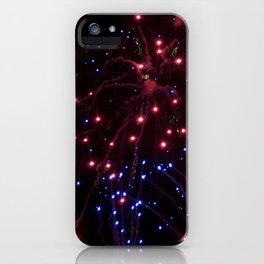 Glitter in the Sky iPhone Case