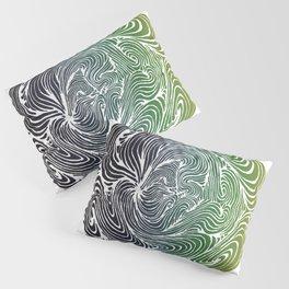 Swirls 2 Pillow Sham