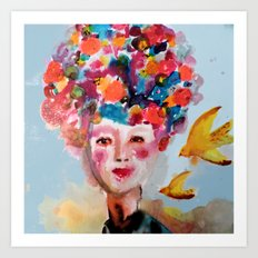 mariette Art Print