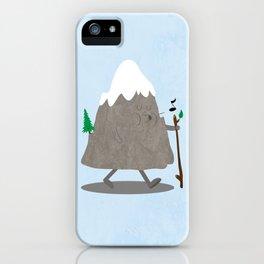 Lil' Hiker iPhone Case