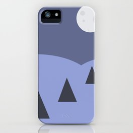 Les Sapins iPhone Case
