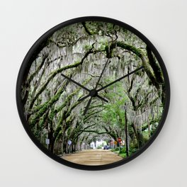 The Fountain of Youth 450th Year Celebration Wall Clock