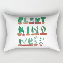 Plant Kindness Rectangular Pillow