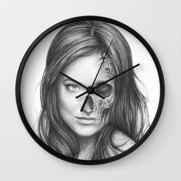 Thirteen Olivia Wilde Wall Clock