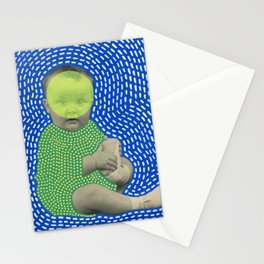 Fluo Yoga Stationery Cards
