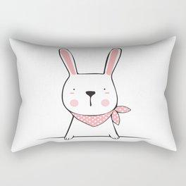 Shocked Rectangular Pillow