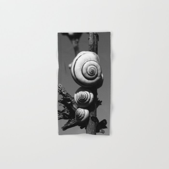 SNAILS Hand & Bath Towel