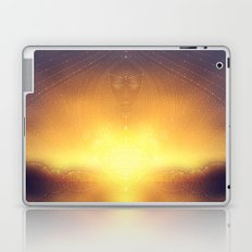 welcome to the dream gate. ayahuasca trip Laptop & iPad Skin
