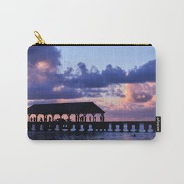 Hanalei Pier Carry-All Pouch