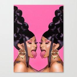 MEGAN THEE STALLION - WAP Canvas Print