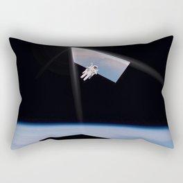 Cosmonaught Rectangular Pillow