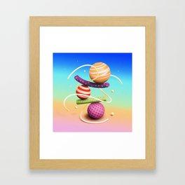 OPAL 017 Framed Art Print