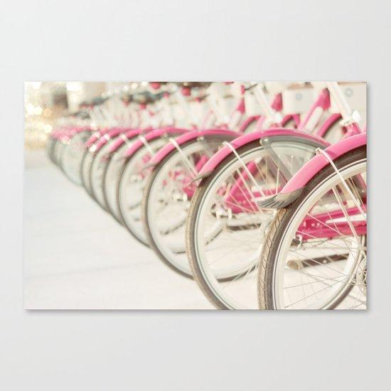 Sweet Rides Canvas Print