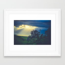 Dream of Mortal Bliss Framed Art Print