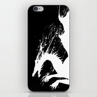 dragon age iPhone & iPod Skins featuring Dragon Age by Jamelia