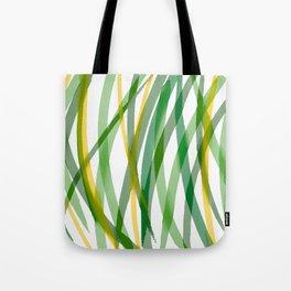 Spring Grass Tote Bag