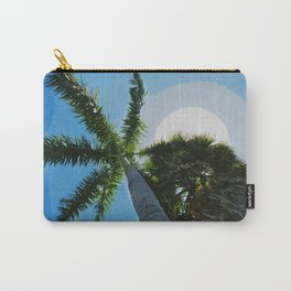 Queen Palm Florida Keys Carry-All Pouch