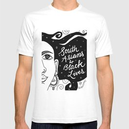 South Asians for Black Lives T-shirt