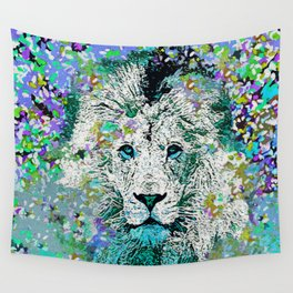 Lion Wall Tapestry