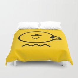 Charloopy Duvet Cover
