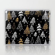 Christmas Tree Pattern Laptop & iPad Skin