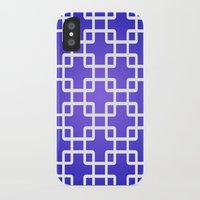 1d iPhone & iPod Cases featuring Pattern 1D by Robin Curtiss