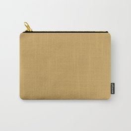 Sand - Tinta Unica Carry-All Pouch