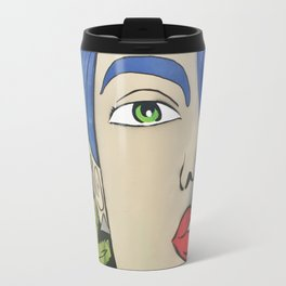 Sativa Queen Mary Jane Travel Mug