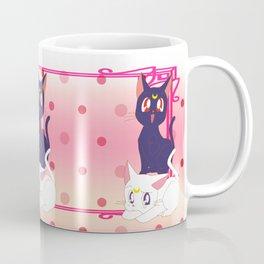 Luna e Artemis  Coffee Mug