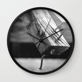 Ode to Lucille Wall Clock