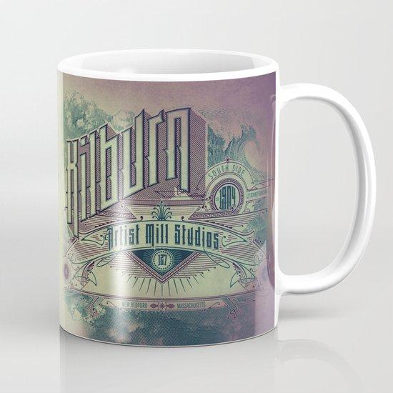Kilburn Mill Studios Mug