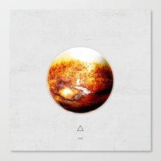 Element: Fire Canvas Print