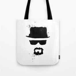 Heisenberg breaking Tote Bag