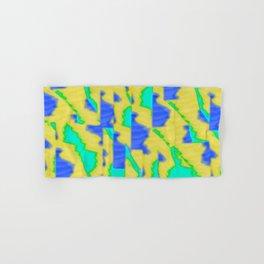 pattern funk colortheme 3 Hand & Bath Towel