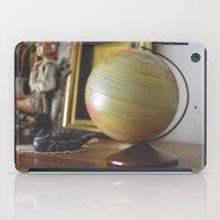 globe iPad Cases featuring Globe by dani.rbcc