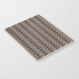 Glitch Pattern 3 Notebook