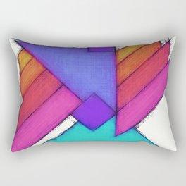 Mechanical wings Rectangular Pillow