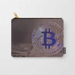 Bitcoin 7 Carry-All Pouch