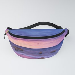 Sunset Beach Fanny Pack