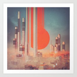 RIFE (everyday 08.23.15) Art Print
