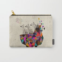 The Night Playground by Peter Striffolino and Kris Tate Carry-All Pouch