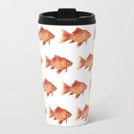 Fish everywhere Travel Mug