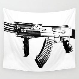 AK-47 Wall Tapestry