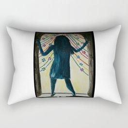 Summer Reigns Rectangular Pillow