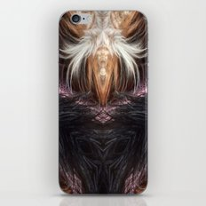 Black Witch iPhone & iPod Skin