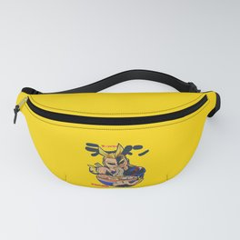 All Might Eat Ramen Fanny Pack