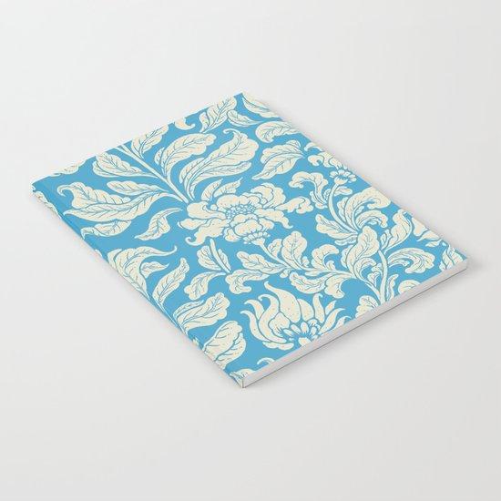 neo ethnic cerulean Notebook