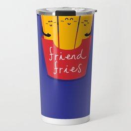 Friend Fries Travel Mug
