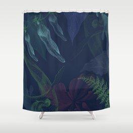 The Night Garden Shower Curtain