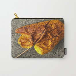 Autumn leave Carry-All Pouch